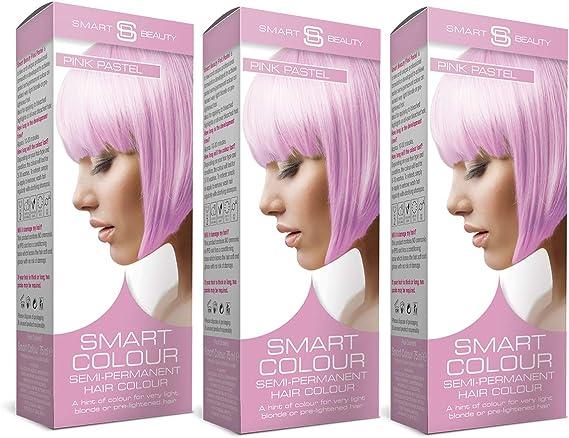 Smart Pastel Caramelo Hilo Dental Tinte Cabello