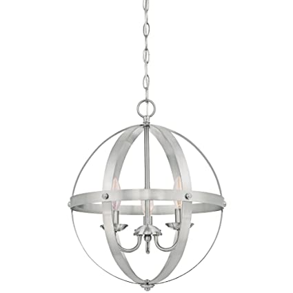 Westinghouse Lighting 6341900 Stella Mira Indoor Chandelier Three