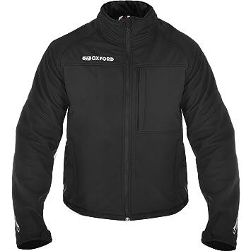 TM410XL - Oxford Super Shell 1.0 Motorcycle Jacket XL Black ...