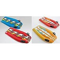 INTEX Bodyboard Gonflable pour Enfants Joy Rider - 6 Ans +