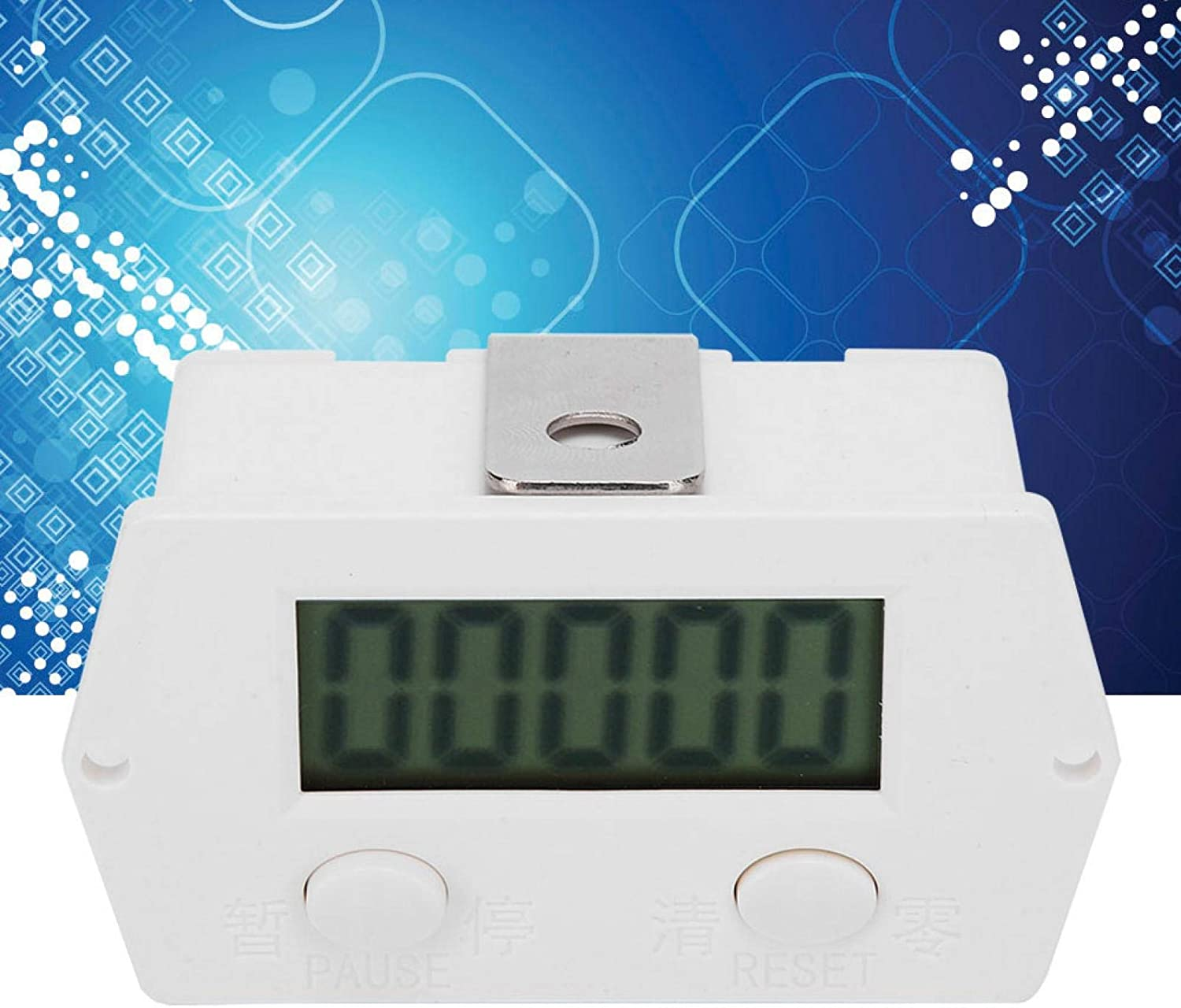 Low Power Consumption Metal Magnetron XJ‑5J Magnetic Induction Digital Counter for Machine Tool Automated Industry, Machine Tool Digital Counter
