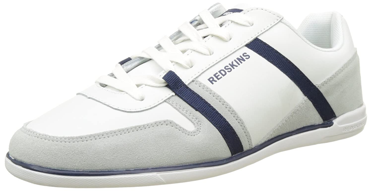 Idriss, Mens Low Redskins
