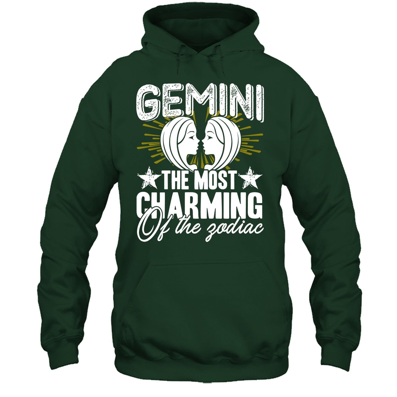 Gemini T Shirt The Most Charming of The Zodiac Tee Shirt