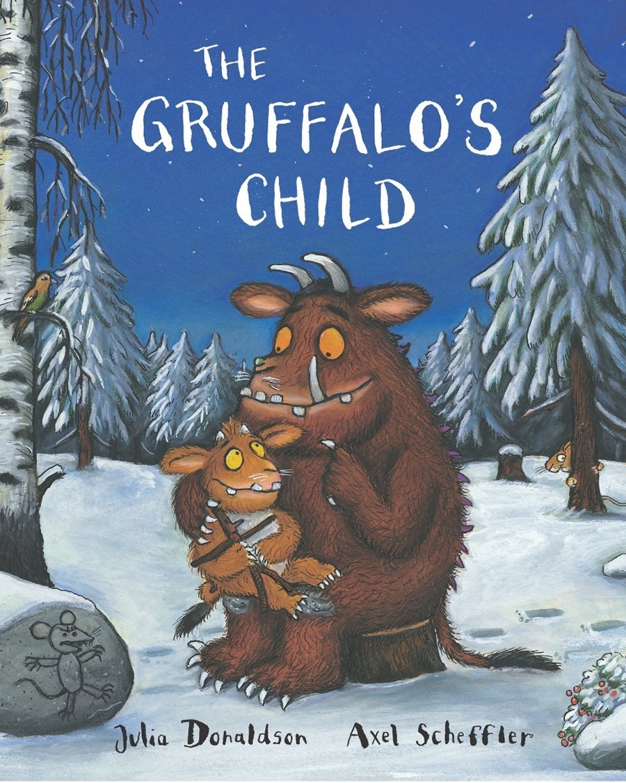 The Gruffalo's Child: Amazon.co.uk: Donaldson, Julia, Scheffler, Axel: Books