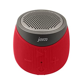 Jam Audio Double Down Portable Bluetooth Wireless Speaker Splash