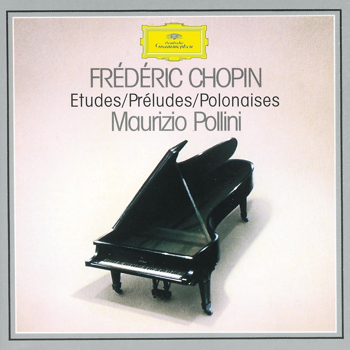 Chopin: Etudes/Preludes/Polonaises