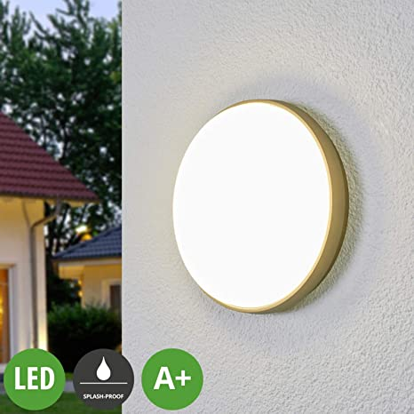 LED Lámparas de techo Amra (Moderno) en Gris hecho de ...