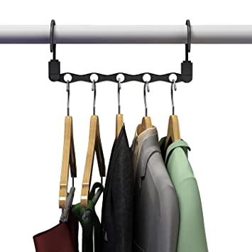 Amazoncom Tongrou Wonder Hanger Max Closet Space Saving As Seen On