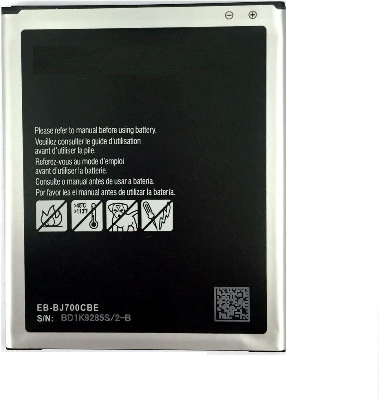 for Metro PCS Samsung Galaxy J7 J700T Replacement Battery EB-BJ700CBE