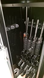 14 Gun Security Cabinet. Stack