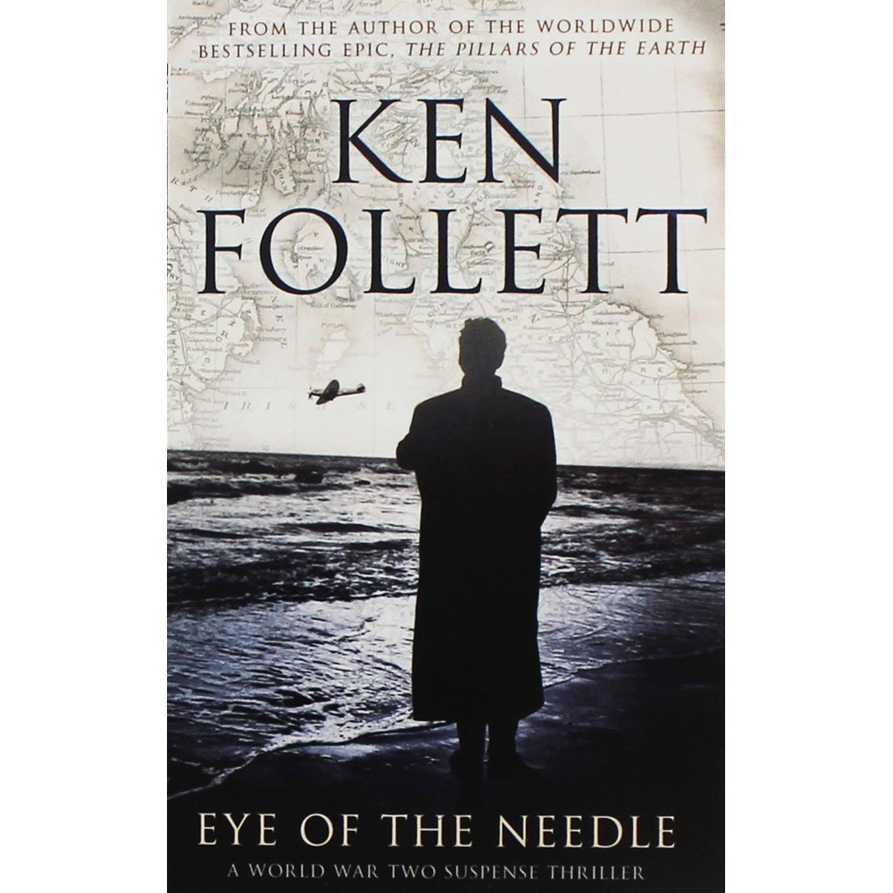 Image result for eye of the needle book