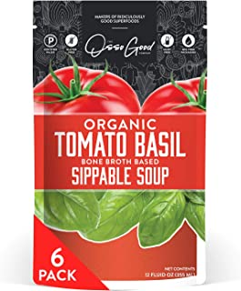 product image for Osso Good Tomato Basil Soup, 6 - 12 Ounce Pouches, Ships Frozen