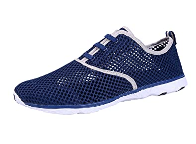 IceUnicorn Chaussures Aquatiques Pour Homme - - N/Dark Blue, 39,5
