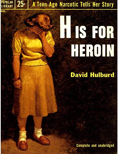 Amazon Com Wee Blue Coo Book Cover H For Heroin Drug Addiction Hulburd Usa Unframed Wall Art Print Poster Home Decor Premium Posters Prints