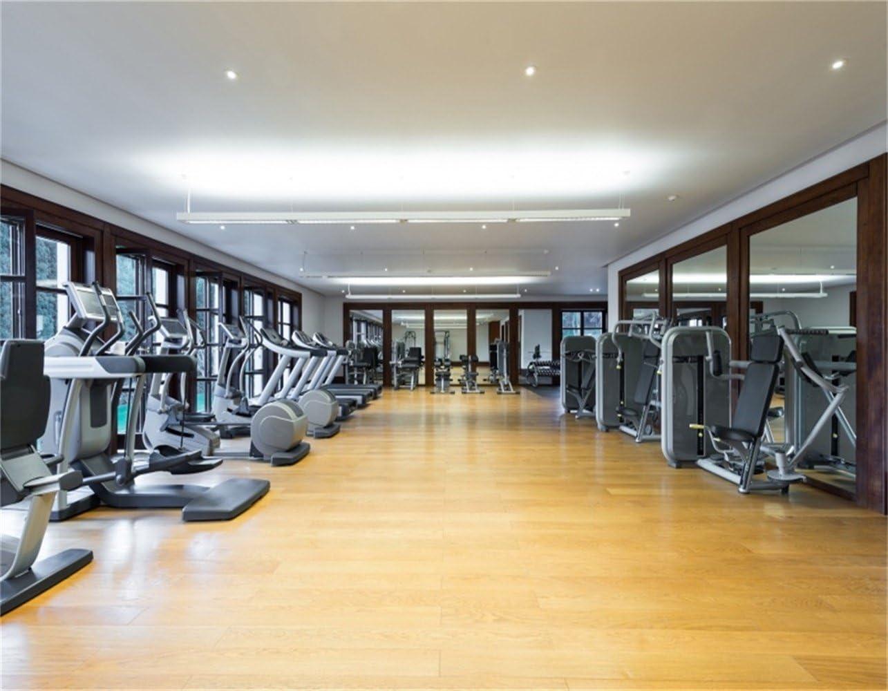 Amazon Com Aofoto 10x8ft Gym Interior Health Center Backdrop