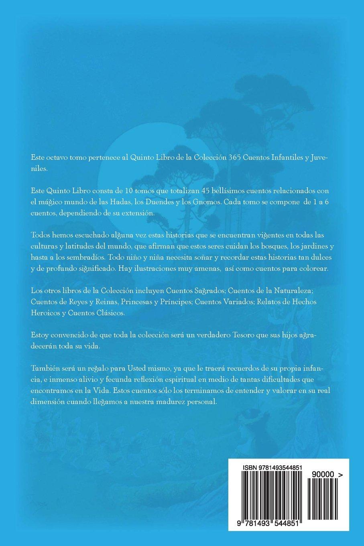 45 Cuentos de Hadas, Duendes y Gnomos Octavo Volumen del ...
