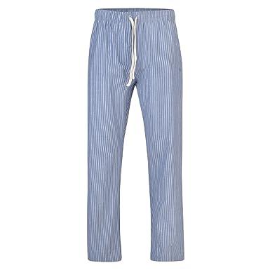 Ex House Of Fraser Mens Pyjama Bottoms Howick Lounge Pj Pants Rrp