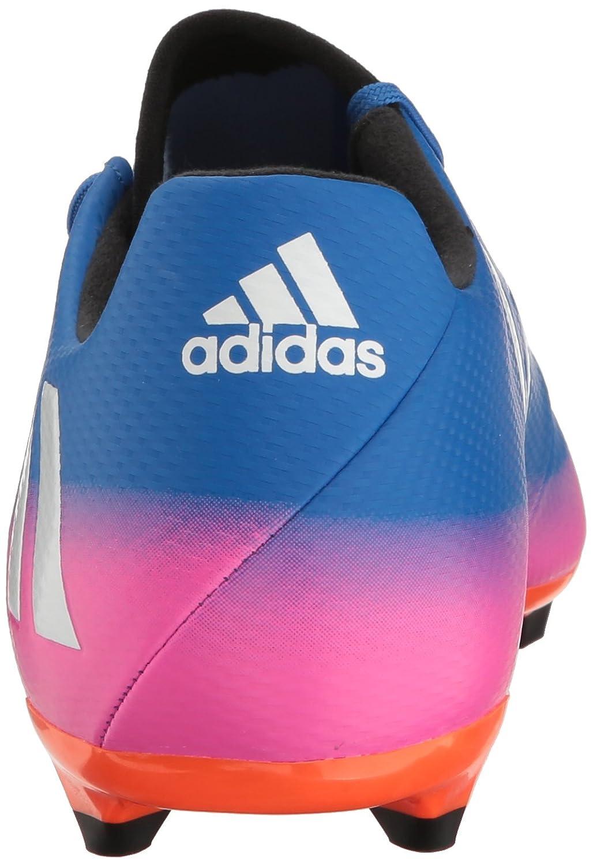 Adidas Originals Men's Messi 16.3 FG Soccer Soccer Soccer schuhe, Blau Weiß Warning, (10.5 M US) 033a5a