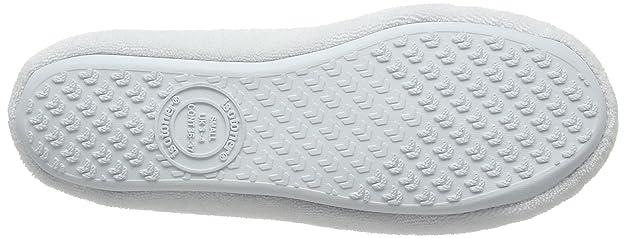Isotoner 98968AQUSAMA, Zapatillas de Estar por casa Mujer: Amazon.es: Zapatos y complementos
