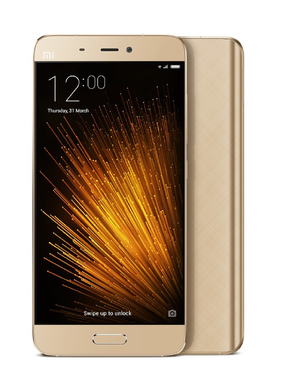 Mi 5 Gold 32gb Electronics Xiaomi Redmi Plus Ram 3 Rom 32 Tam Black