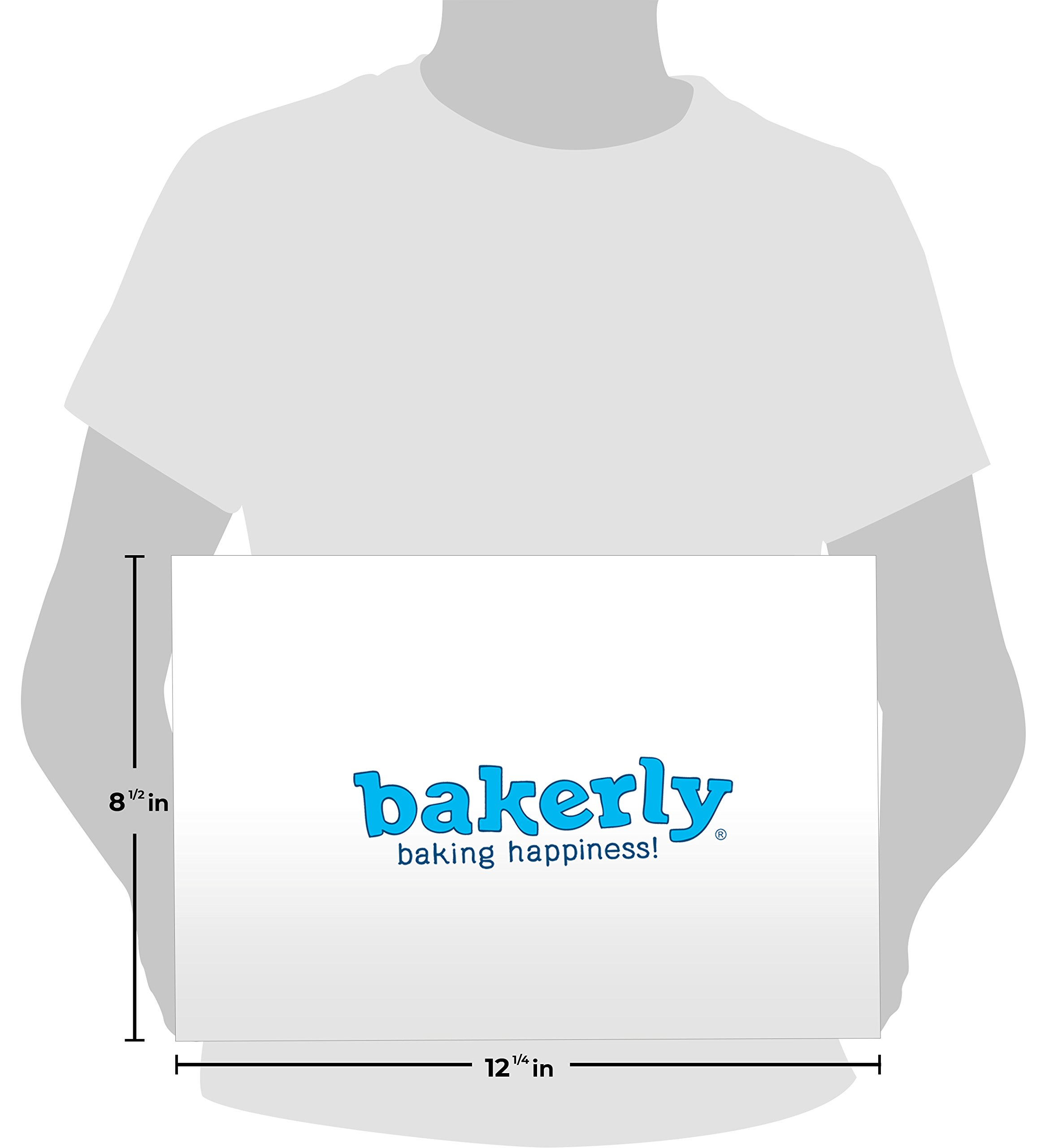 bakerly Filled Crepes & Brioches Variety Pack of 6 (24 Crepes + 4 Baguettes + 8 Brioche Rolls) by bakerly (Image #9)