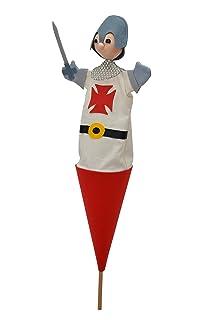 ABA ABA713383in 1Knight pop-up Puppet, 56cm 56cm ABA_71338
