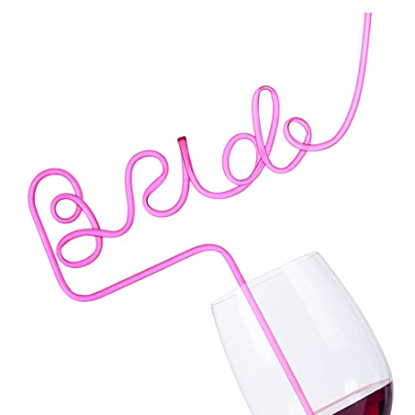 Bride Straw For Bachelorette Party