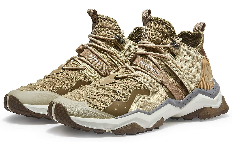 Marron 43 EU Rax, Chaussures Montantes pour Homme