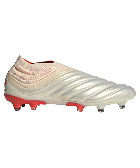 brand new 6a0ad 4d72f adidas Copa 19+ FG, Bota de fútbol, Off White-Solar Red-Off White  Amazon.es Zapatos y complementos