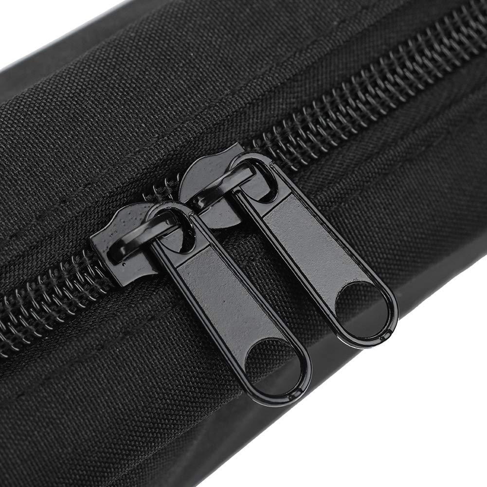 Borsa termica per insulina custodia protettiva portatile per organizer protettore per isolamento medico Nero