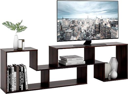 DEVAISE - Estantería para TV (2 Piezas): Amazon.es: Juguetes y juegos