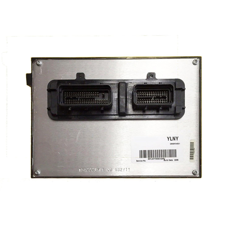 2006 HHR Serv. Num. 12599714 GM Engine Computer (Programmed to your VIN) ECM ECU PCM Flashmasters ECM