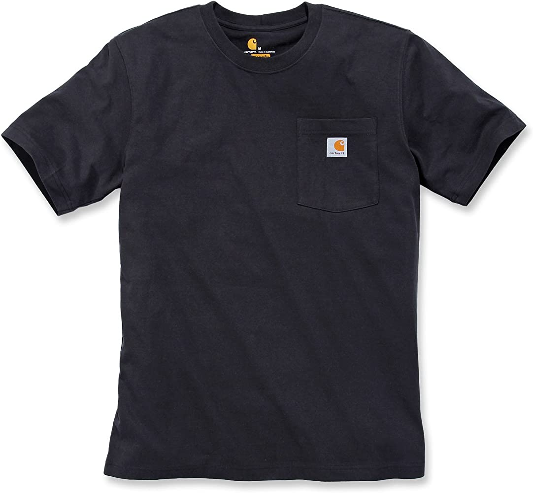Carhartt Workwear Pocket Camiseta: Amazon.es: Ropa y accesorios