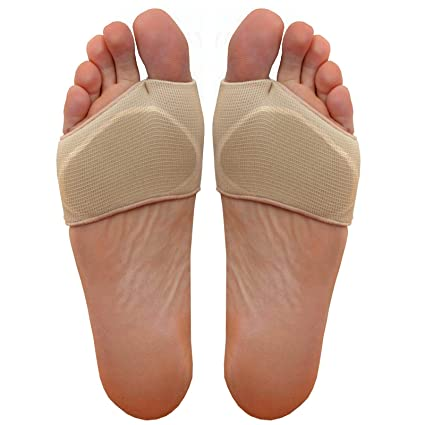 dolor planta pie bajo dedos