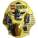 Lego Pharaohs Quest Mummy Battle Pack Serpent Warrior Mummy X2 Flying Mummy Golden Sarcophagus