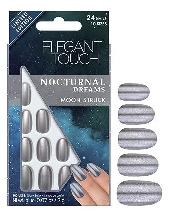 Amazon.com : Elegant Touch False Nails - Nocturnal Dreams Collection ...