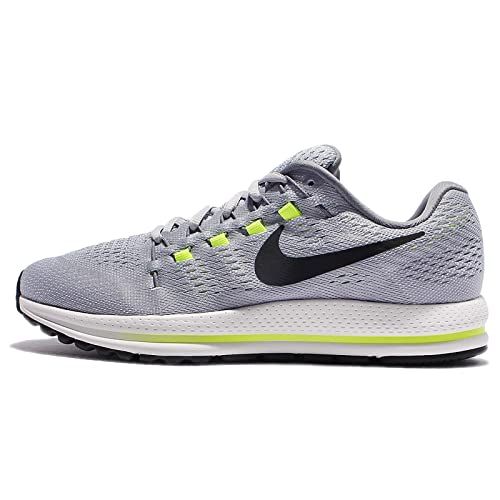 newest collection 5f859 f7a05 Nike Men s Air Zoom Vomero 12 Running Shoe Wolf Grey Black-Cool Grey-Pure  Platinum 14. 0  Buy Online at Low Prices in India - Amazon.in