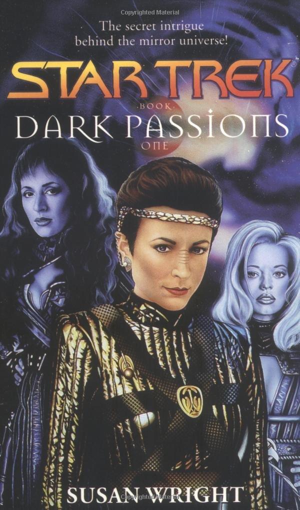 Dark Passions Book One of Two (Star Trek) pdf