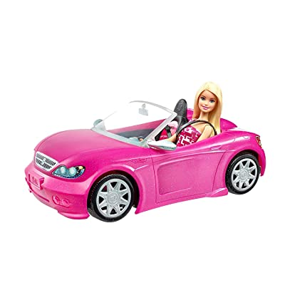Barbie Convertible & Doll Pack [ Exclusive]: Toys & Games