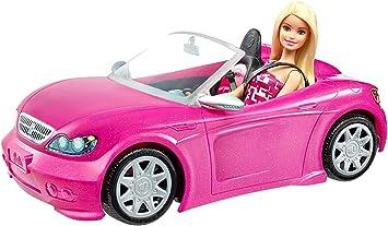 Barbie DGW23 Cabriolet Rose