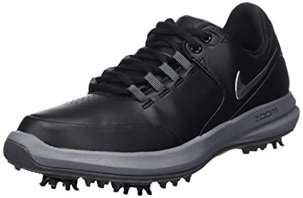 save off bdea4 092ec Nike Air Zoom Accurate Golf Shoes 2018 Women BlackReflect SilverDark Gray  Medium