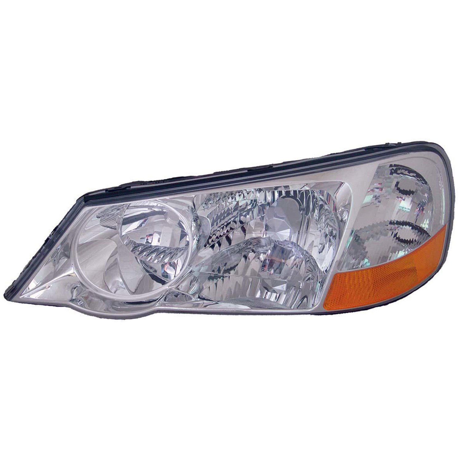 TYC 20-6430-01-1 Acura TL Left Replacement Head Lamp