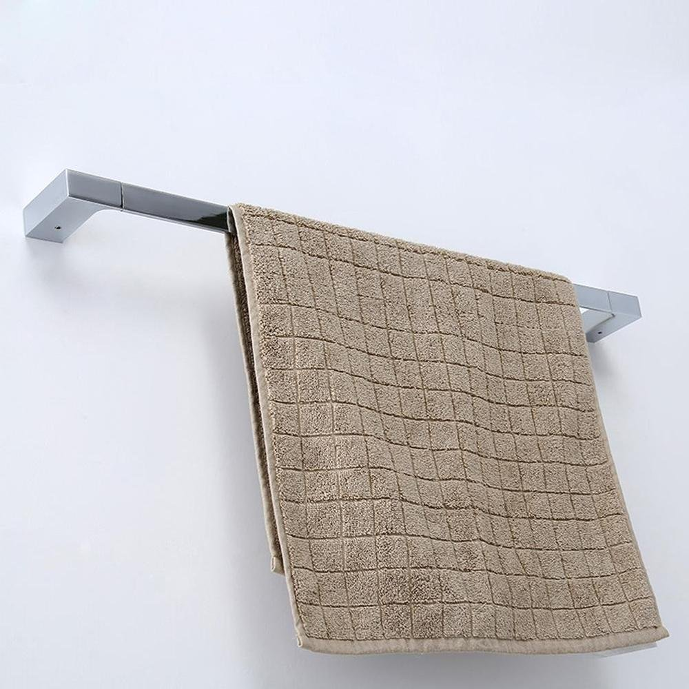 HJKLL-Single bar Towel rack, bathroom accessories, durable non-corrosive, lead, cadmium and other heavy metals, environmental health by HJKLL (Image #2)