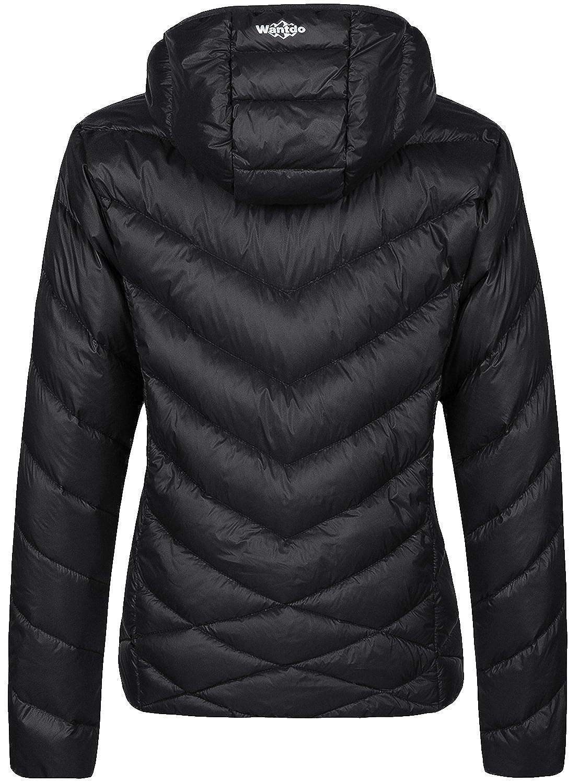 Amazon.com: Wantdo, chaqueta de plumón ultra liviana ...