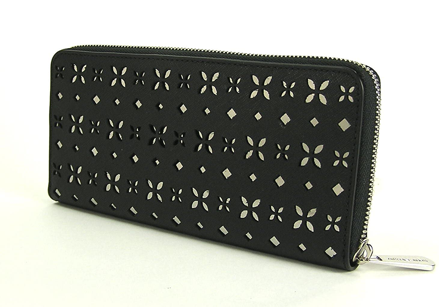 0a9797b4e677 MICHAEL MICHAEL KORS Jet Set Travel Perforated-Leather Continental Wallet:  Handbags: Amazon.com
