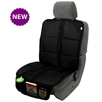 Ridez 5th Dimension Car Seat Protector Keeps Upholstery Leather From Getting Ripped By Booster Seats Baby