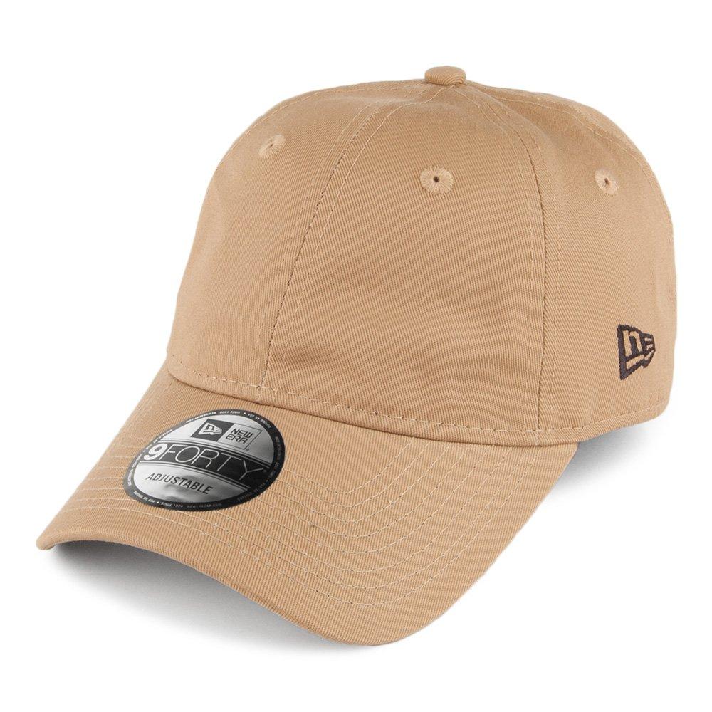 fb9f5dee4 New Era 9FORTY NE True Originators Baseball Cap - Khaki One Size   Amazon.co.uk  Clothing