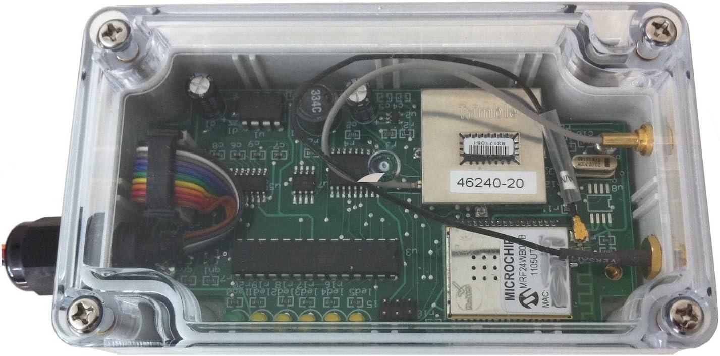 DMK Box 11A-GPS - Sistema de transferencia de datos marinos a ...