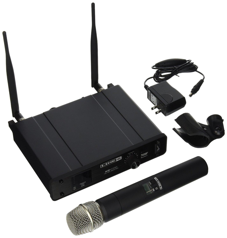 Line 6 デジタルワイヤレスマイクシステム (ハンドマイク) XD-V55 B007XOCD9M