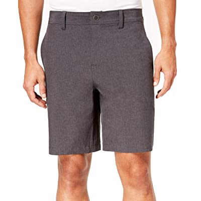 "32 Degrees Mens Stretch Shorts Dark Grey Size 38 9"" $39.50 NWT at Amazon Men's Clothing store"